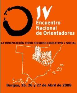 IV  ENCONTRO  NACIONAL  DE  ORIENTADORES