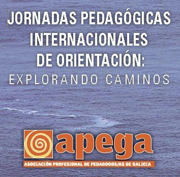 XORNADAS PEDAGÓXICAS INTERNACIONAIS DE ORIENTACIÓN