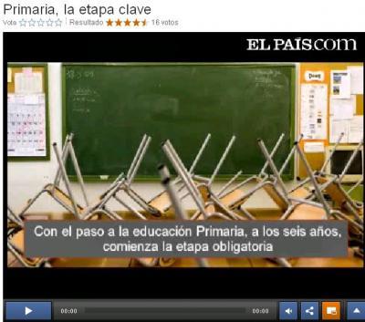 A EDUCACIÓN PRIMARIA: UNHA ETAPA CLAVE